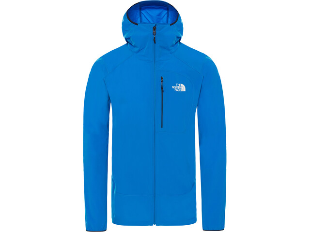 The North Face North Dome Stretch Windjack Heren, bomber blue